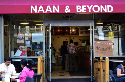 Naan and Beyond