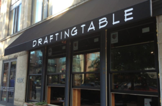 Drafting Table - 14th Street DC
