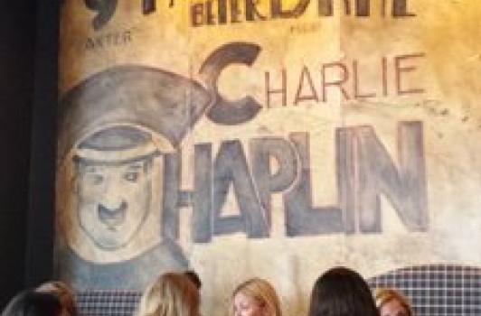 Chaplin's - Shaw DC