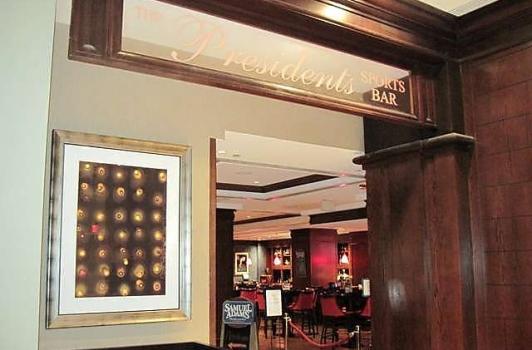 President's Sports Bar - Renaissance Hotel DC