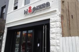 H & Pizza - H St DC