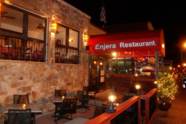 Enjera Restaurant - Crystal City VA