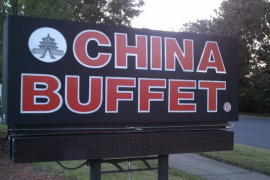 China Buffet - Charlotte NC