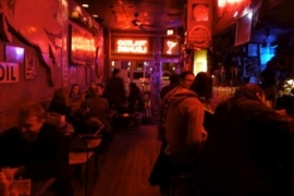 Toledo Lounge (Adams Morgan)
