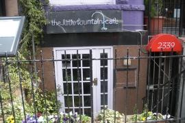 Little Fountain Cafe