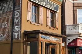 Senart's Oyster Bar & Chop House - Barracks Row DC