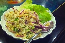 Thai Spicy Pork Salad