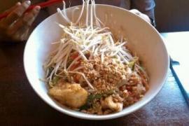 Bangkok Joe's Tofu Pad Thai