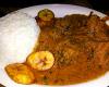 Bukom Cafe Chicken Curry