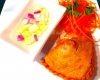 Thai Curry Puff @ Siam House